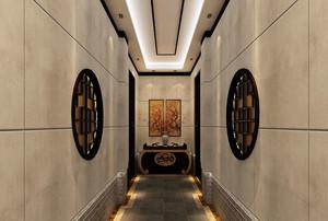 家装必备的大户型走廊吊顶装修效果图素材大全