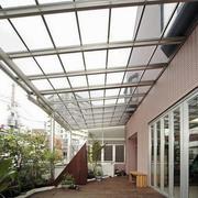 阳台雨棚设计