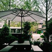 花店休息桌设计