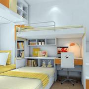 色彩鲜明的儿童房装修