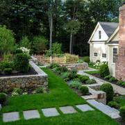 田园绿化环境设计