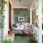 露台沙发设计