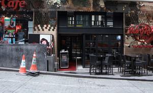 刺激灵魂深处的咖啡店设计装修效果图