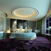 大型酒店卧室装修