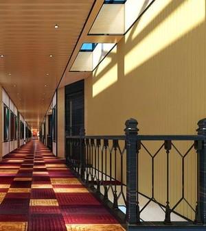 酒店走廊设计