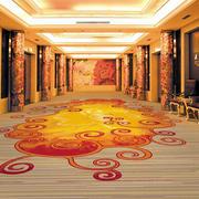 大型别墅地毯效果图