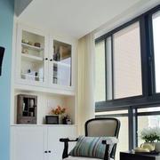 阳台橱柜设计