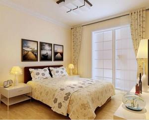 尽显奢华的精致卧室窗帘装修效果图素材大全