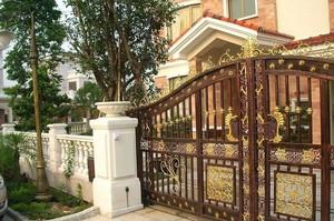 别墅经典大门装修