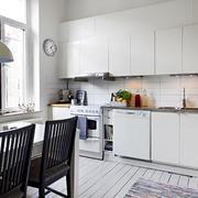 公寓整体厨房装修