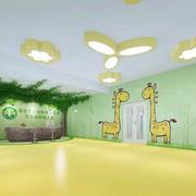 幼儿园墙壁壁画设计