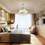 家装卧室吊顶设计