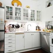 公寓简约欧式小厨房装修