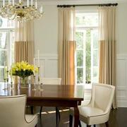 清逸窗帘设计