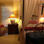 卧室床头灯饰设计