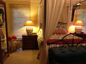 30平米小公寓专配的混搭风格卧室装修图