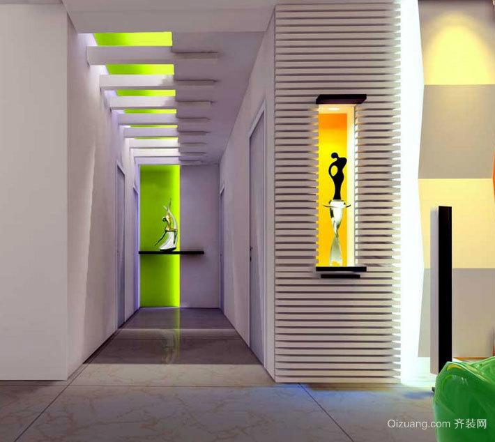 独具特色的经典100平米房屋装修效果图素材大全