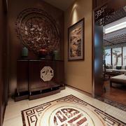 门厅镂空设计