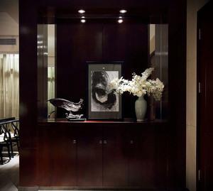 开拓新生活、唯美中式门厅装修效果图案例鉴赏