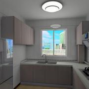 欧式简约厨房橱柜设计
