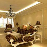 客厅欧式灯饰设计