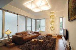 120平米装修效果图室内地毯装修效果贴图