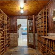 木制酒窖设计