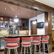 酒窖柜台设计