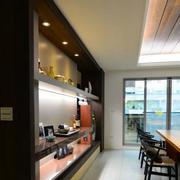 小户型餐厅设计