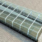 矩形雨棚设计