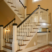 公寓式楼梯设计