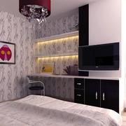 小户型欧式背景墙设计