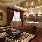 书房沙发设计