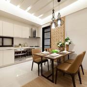 两室一厅厨房设计