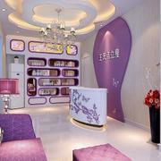 美容院柜台设计