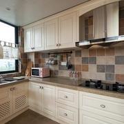 两室一厅欧式厨房
