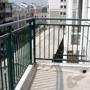 小型阳台护栏