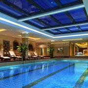 游泳池环境设计