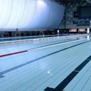游泳馆电视墙装修