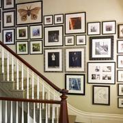 楼道照片墙设计