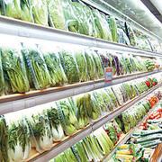 蔬菜超市灯光效果图