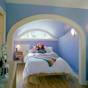 儿童房拱形门设计