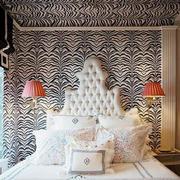 欧式卧室液体壁纸