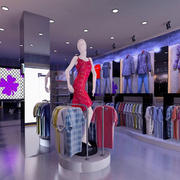 服装店衣架设计