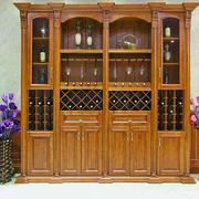 古典气质欧式酒柜装修