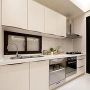 极具简约的两室一厅厨房效果图