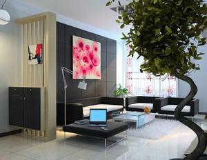突破经典的精致小户型室内装修设计效果图素材