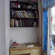 阳台书房设计