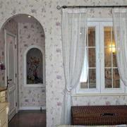 田园风格卧室液体壁纸