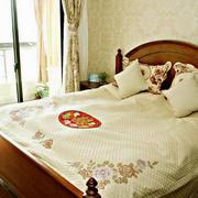 婚房床装修设计